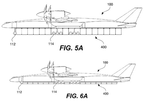 Air Freight Patent