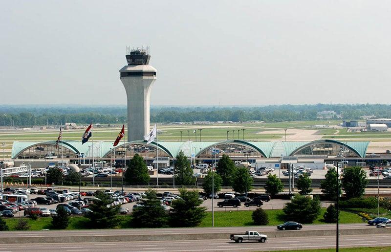 Air Freight St Louis Lambert Field