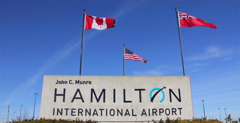 Hamilton Air Freight