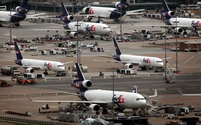 FedEx Air Freight