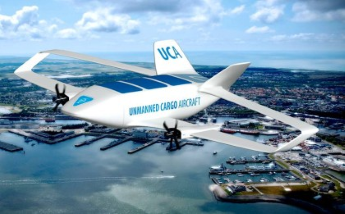 Air Freight unmanned cargo aircraft