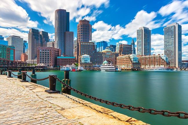 Air Freight Boston
