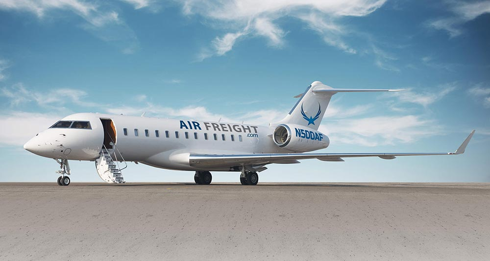 Air Freight Fresno California