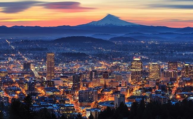 Air Freight Portland