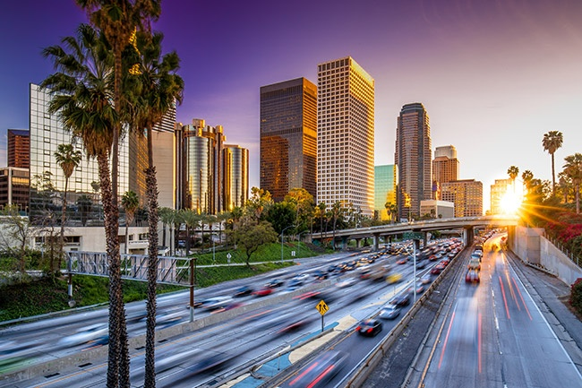 Air Freight Los Angeles