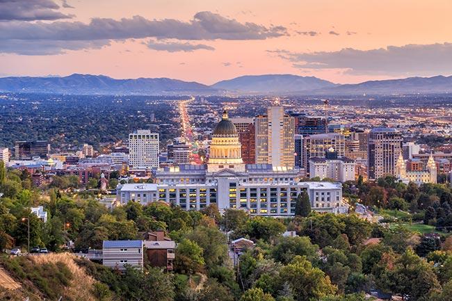 Air Freight Salt Lake City