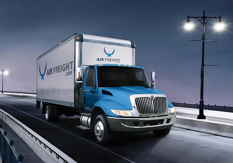 Cargo Air Charter Trucking