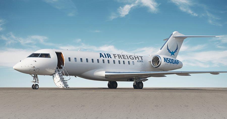Cargo Aircraft Charter
