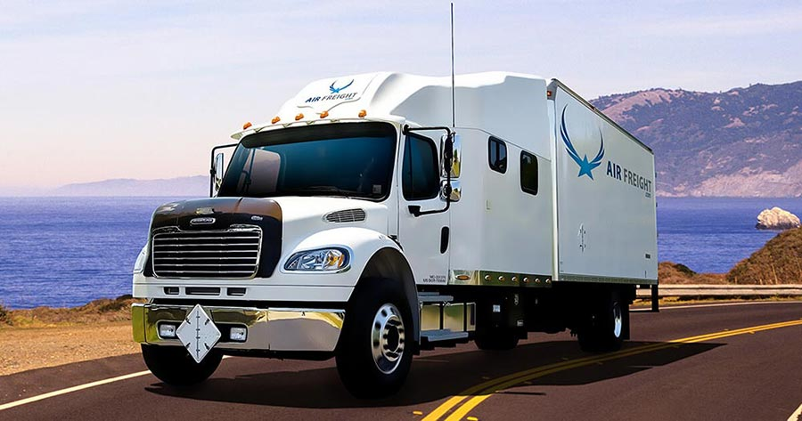 Expedited Carrier Express Trucking