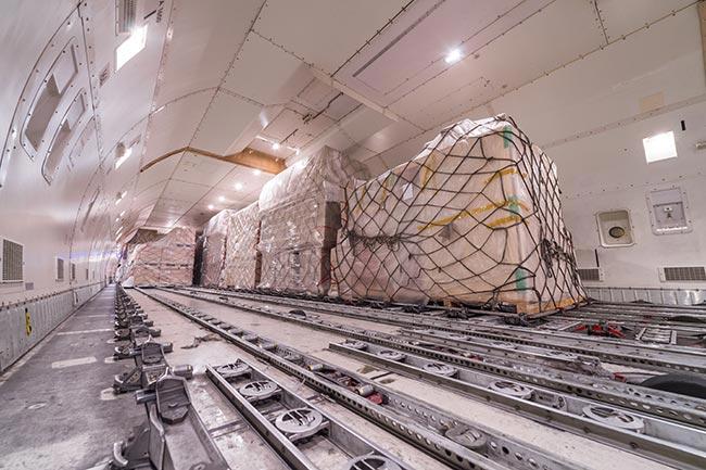 Overnight Cargo Shipment