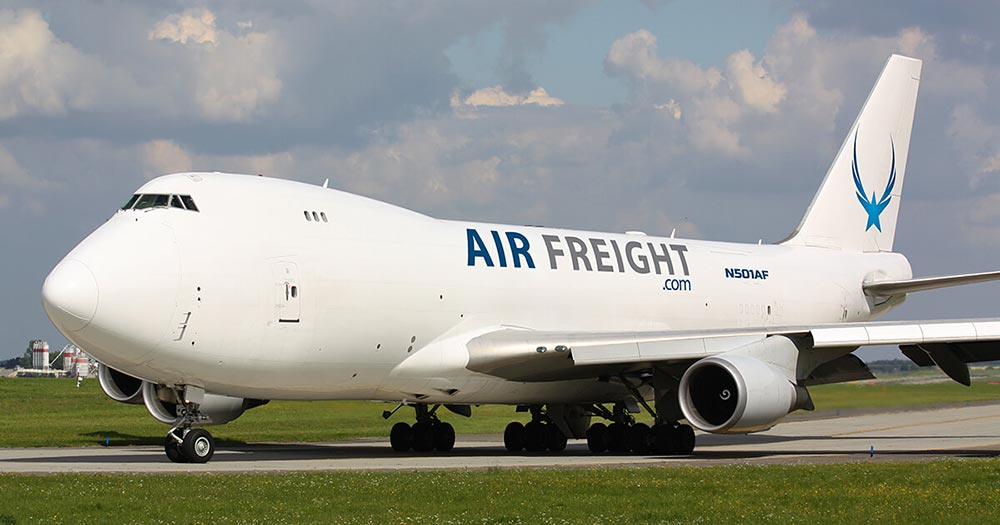 Overnight Freight Air Charter