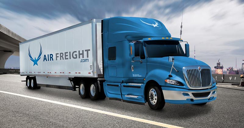Overnight Freight Trucks