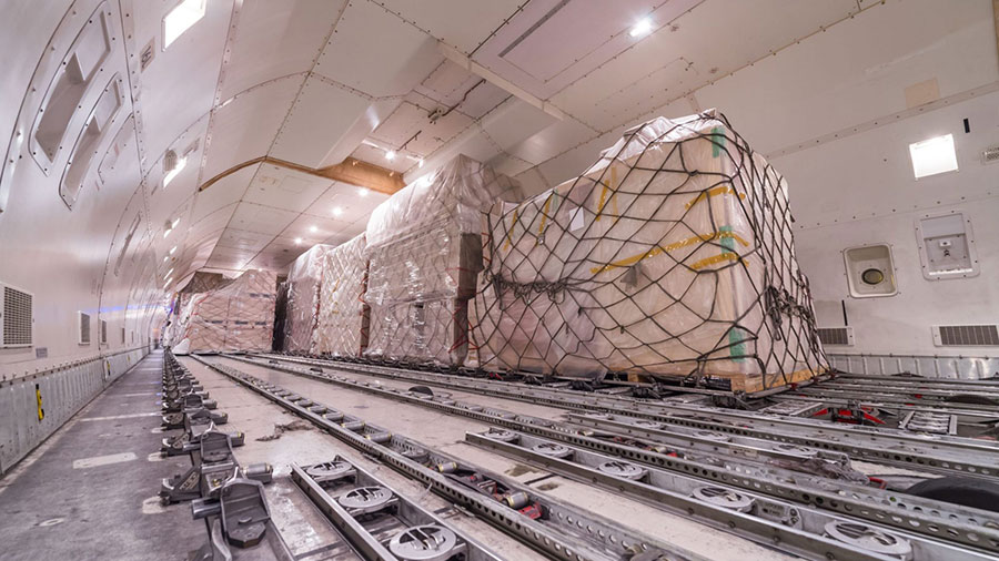Air Cargo Shipment