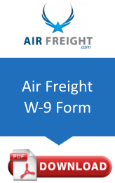 W9 Form AirFreight.com